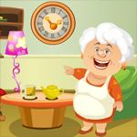Cute Grandma Rescue game