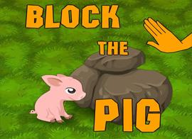 play Block The Pig