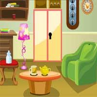 play Cute Grandma Rescue Games4King
