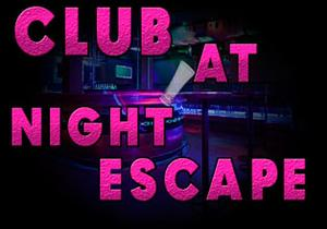 Club At Night Escape game