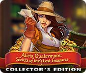 play Alicia Quatermain: Secrets Of The Lost Treasures Collector'S Edition