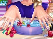 play Frozen Princess Total Makeover