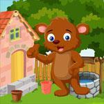 Cartoon Mongoose Escape game