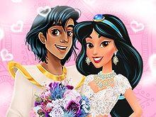 play Princess Magical Wedding!