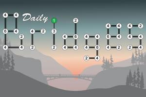 play Daily Bridges