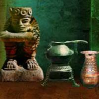 Ancient Building Escape game