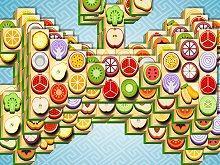 play Fruit Mahjong: Butterfly Mahjong