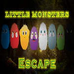 play 8B Little Monsters Escape