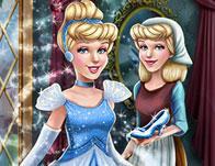 Cinderella Princess Transform game
