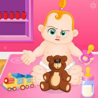 play Escape From Naughty Baby