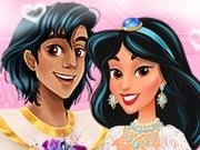 play Jasmine'S Magical Wedding