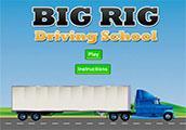 play Big Rig Driving School