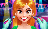 play Princess Dentist And Party Makeup