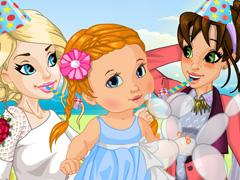 Little Princess Birthday game