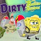 Spongebob And Patrick Dirty Bubble Busters game