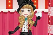 Magician Girl game