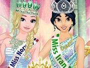 International Royal Beauty Contest game