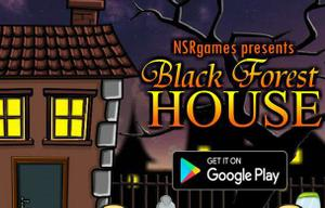 play Escape Black Forest House