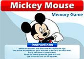play Mickey Mouse Memory