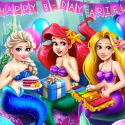 Mermaid Birthday Party game