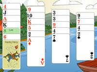 Solitaire - Deck Of Cods game