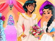 play Jasmine Magical Wedding