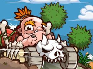 Stone Age Racing game