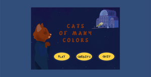 Cats Of Many Colors game