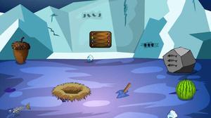 play Ice Age Snow Mountain Escape