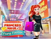 Princess Haul: Young Fashion game
