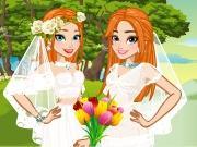 Princess Anna Boho Wedding game