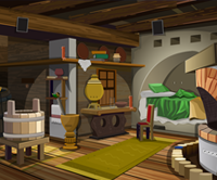 play Village Wooden House Escape