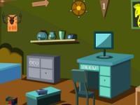 Emarald Green House Escape game