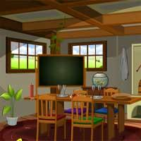 Village Wooden House Knfgame game
