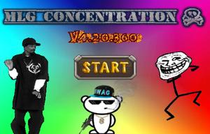 Mlg Concentration V4.20.360 game