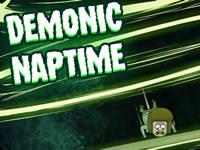 Demonic Naptime - Regular Show game