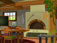 Village Wooden House Escape game