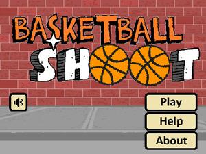 Basketball Shoot game