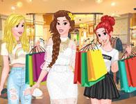 Princess Trendy Shopaholic game