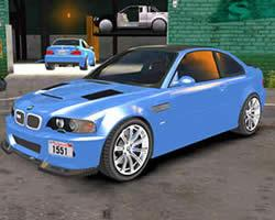 play Bmw Cars Hidden Letters