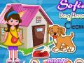 Sofia Dog House Cleaning And Decor game