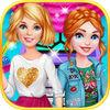 play Sisters Time Makeover - Dressing Up Girl