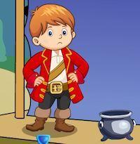 play Little Magician Escape