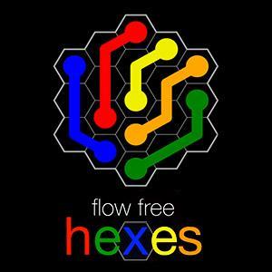 Flow Free: Hexes Online game