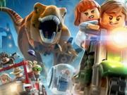 Lego Jurassic World Jigsaw game