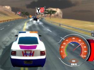 Highway Patrol Showdown game