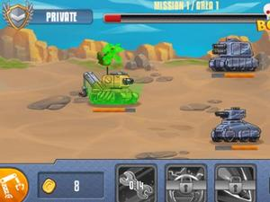 Tanks Squad game