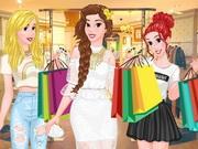 Princess Trendy Shopping game