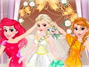 Princesses Bridesmaids Party game