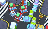 Traffic Chaos game